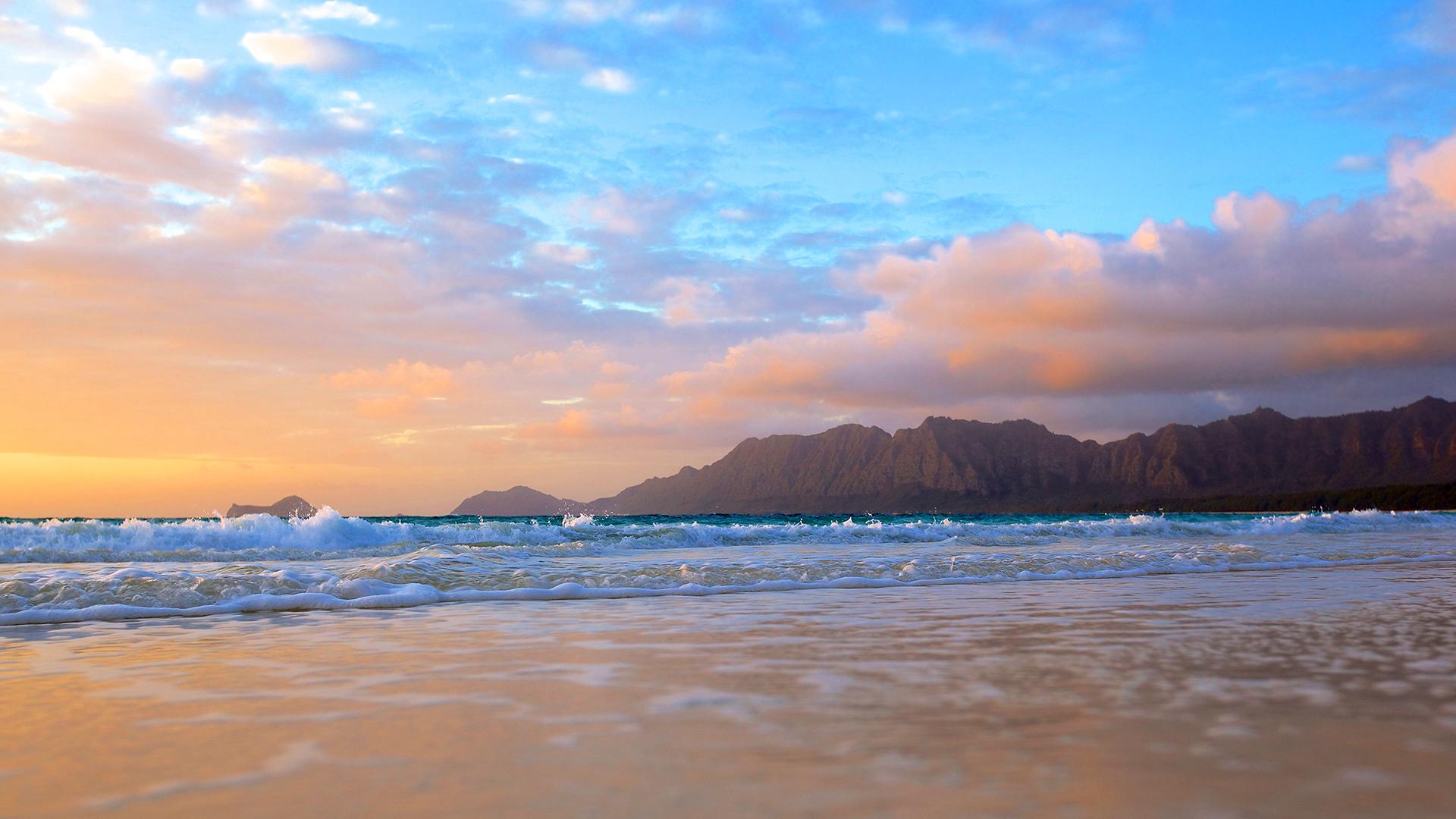 Wallpaper praia