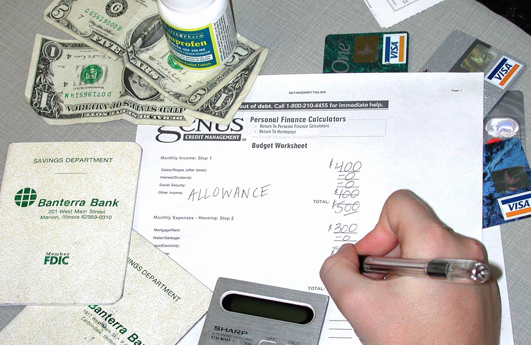 organize-finances